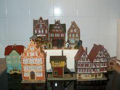 Buildings in 1:87 Scale, useable for HO Scale Model Railroad modelleisenbahn-figuren.com