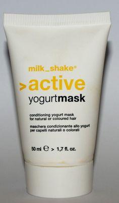 Milk_shake Active Yogurt Mask
