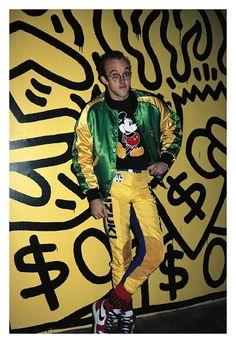 The most iconic pop artist of the is Keith Haring. A simple shape style drawings inspire and motivated so many. Jm Basquiat, Jean Michel Basquiat, Street Culture, Pop Culture, Pittsburgh, Keith Allen, James Rosenquist, Keith Haring Art, Tv Movie