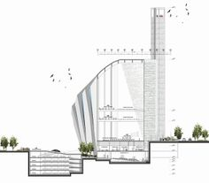 Tarh O Amayesh - Project - Central mosque of Prishtina ~ DesignDaily