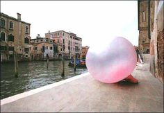 Simone Decker, 'Chewing in Venise', 1999
