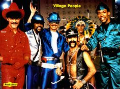 Disco Funk, Village People, Rose Pictures, Mustache, Press Kits, Teen, Costumes, Guys, Musicians