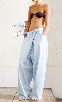 VINTAGEVIRGIN love these pants...COMMMMMMFFFFYYYY!