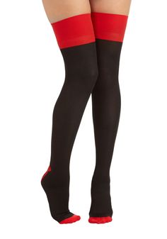 Sizzle Me This Thigh Highs. Can you think of an accessory spicier than this pair of thigh highs? Thigh High Socks, Thigh Highs, Lingerie Shorts, Lady Stockings, Compression Stockings, Toddler Boots, Sexy Socks, Lace Socks, Pretty Lingerie