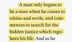 """As a man thinketh"" by James Allen"