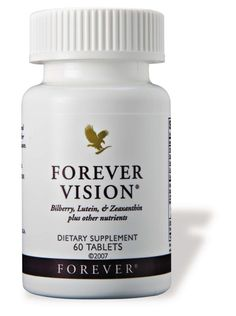 Forever Living Vision 60 Tablets ** You can find out more details at the link of the image. (This is an Amazon Affiliate link and I receive a commission for the sales) #ImproveEyesightHealth