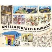 An Illustrated Journey | Art Journal Ideas From Artists | My Design Shop