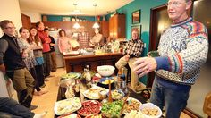 The lure of lutefisk: Fish dish is what's for dinner in UMD grad-school tradition | Duluth News Tribune