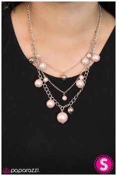 """""""Classically Captivating pink"""" http://paparazziaccessories.com/29621"""
