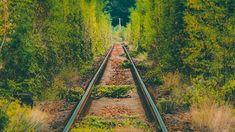 La Turnu la o cafea - Schimbare de peisaj cu poze si video Hiking Trails, Railroad Tracks, Park, Walking Paths, Train Tracks