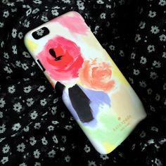 2f6143b74a ケイトスペードGalaxys7edgeフラワー女性ギャラクシーS6携帯カバーiphone6s