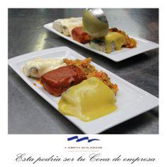 Cena de empresa en Restaurante Campo Volantin