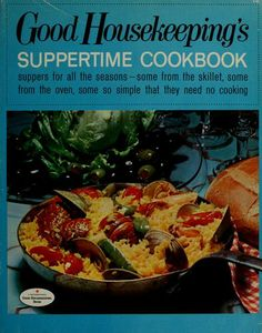 Good housekeeping's suppertime cookbook by