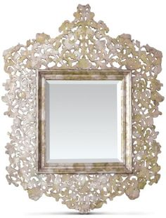 Ives Capiz mirror in Teastain : Cottage and Bungalow Coastal Mirrors, Tropical Bathroom, Cottages And Bungalows, Traditional Mirrors, Beautiful Mirrors, Beautiful Things, Tea Stains, Home Accents, Home Accessories