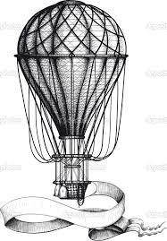 Resultado de imagen para globo aerostatico antiguo