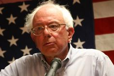 "Bernie Sanders - it's possible that a tiny part of why I like him so much has to do with the fact that his hair usually indicates whether ""sh** just got real""..."