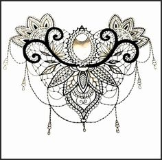 Lace Bow Tattoo Gallery Deejf New the 25 Best Lace Tattoo Ideas On Pinterest