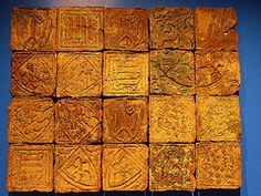 Tiles Burton Lazars Leicestershire