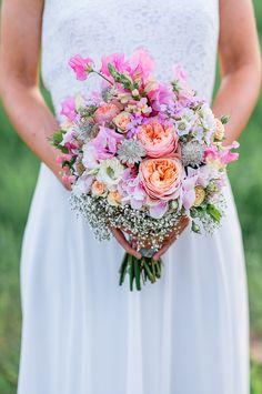 Pastellfarbene Sommerinspirationen mit Metallic | Hochzeitsblog The Little Wedding Corner