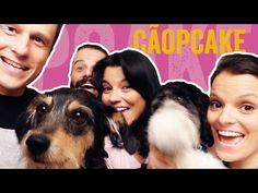Cãopcake feat Estopinha e família (receita para cachorros) | SORTEDfood Brasil - YouTube