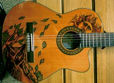 guitar art - Google Search