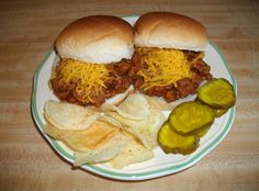 Campbell's Soup-Sloppy Joes