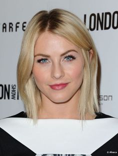 Julianne Hough got us thinking about cutting our hair for a bob hairstyle when she attended the British Fashion Council Opening Party in Los Angeles on 9 April 2013.