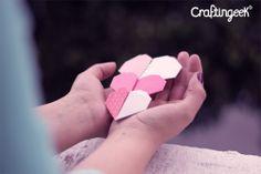 24 Manualidades para Enamorados: 14 de Febrero