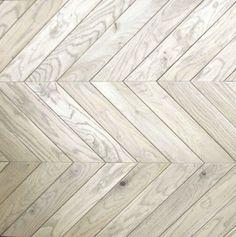 Perfect Oak Herringbone parquet / Eiken Visgraat parket +/- $180 per square meter.