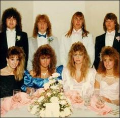 The Best and Worst of Prom Photos - Someone should have gone with this girl shopping. I really hope she avoids dancing at prom, those things won't stay in. Think before buying! Prom Photos, Prom Pictures, Prom Pics, Trend Fashion, 80s Fashion, Fashion Stores, Fashion History, 1980s Prom, Divas