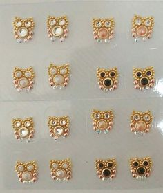 Caviar, Stud Earrings, Jewelry, Nail Stickers, Jewel Nails, Jewelry Model, Nail Art Designs, Earrings, Jewlery