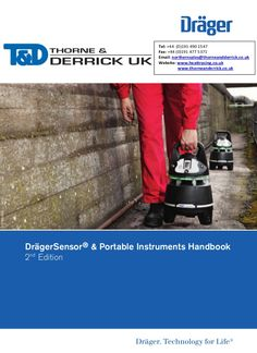 http://www.heattracing.co.uk/a-z/drager Drager Portable Gas Detection  - Drager Sensor & Portable Instruments Handbook - Gas Detection Overview by Thorne and Derrick UK (Mechanical and Process Industry Equipment) via slideshare