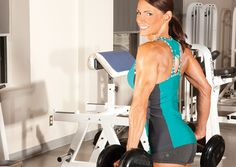 Sexier Triceps Are Only Four Moves Away.