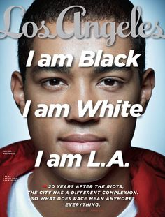 april issue of LA mag.