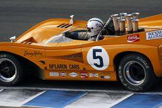 Denny Hulme • McLaren M8F