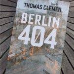 Konkurrence: Vind den politiske thriller Berlin 404