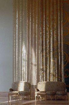 Le Labo Metal Curtain Interior Design Luxury