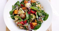 Super Food Ideas food editor Kim Coverdale shows you how to put together a tasty salad perfect for the upcoming cold weather.