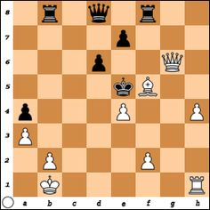 White to move and mate in 3. | PROF.S.G.BHAT says: May 3, 2015 at 2:06 am 1.Qg7+ Rf6 (1…. Kf4 2.Qg3#) 2.Qg3+ Kd4 3.Qc3# |  Yancey Ward says: May 3, 2015 at 11:50 am Yep, must take f6 away from the black king- the rook betrays him in the end.