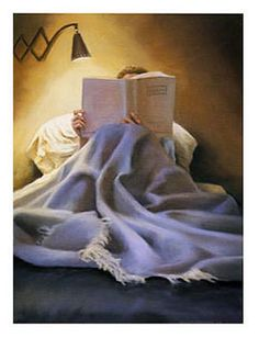 Rest by Deborah DeWit. Reading books in bed. Reading Art, Reading In Bed, Woman Reading, I Love Reading, Reading Books, Children Reading, I Love Books, Books To Read, My Books