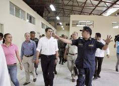 Honduras, Nación y Mundo: Capacitación Policial