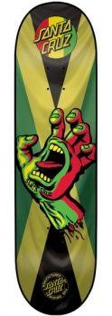 deska Santa Cruz Rasta Hand Jammin Powerply 7.800 - Skateshop a snowboard shop | SWIS-SHOP.cz