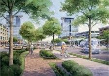 Vision Metcalf Spurs Future Downtown Growth in Overland Park, KS.