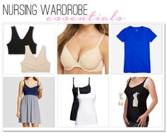 NURSING WARDROBE ESSENTIALS! Everything you need in your closet after baby!