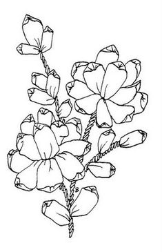 Ribbon Embroidery design - it is rare to see a SRE pattern.