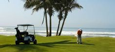 Golfing in Ixtapa
