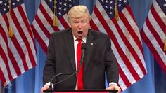 Alec Baldwin Back On 'SNL' To Mock Donald Trump Press Conference (VIDEO) #Entertainment #News