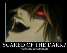 Lol, just about the only anime we watch. Deathnote.