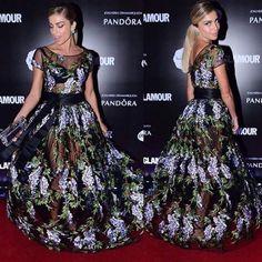 Os looks do 2ª Prêmio Geração Glamour: Grazi Massafera de Dolce & Gabbana - vem ver mais quem foi!