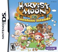 Harvest Moon ds games | Harvest Moon DS: Sunshine Islands Nintendo DS Game Cheats | Gamebud
